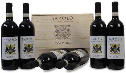 Dogliotti Cordero Barolo 2010