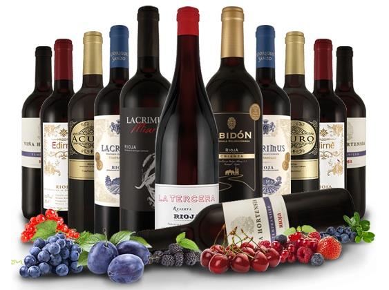 Best of Rioja Weinpaket