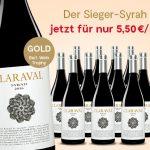 Claraval Syrah 2016
