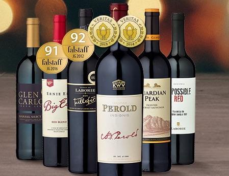 Südafrika Weinpaket