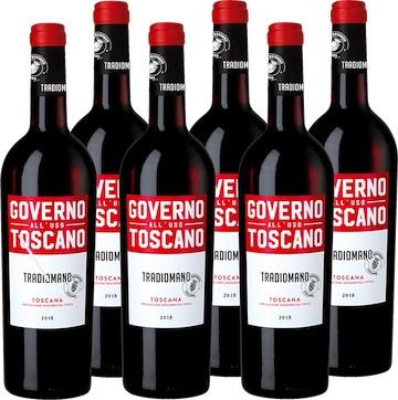 Tradiomano Governo all'uso Toscano 2019
